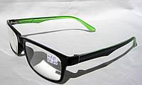 Стильные коррегирующие очки 8319 -2 (рмц 62-64) (вставка Изюмское (стекло)