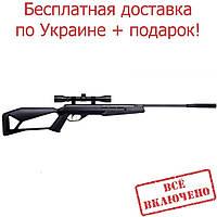 Пневматическая винтовка Crosman F4 NP с газовой пружиной