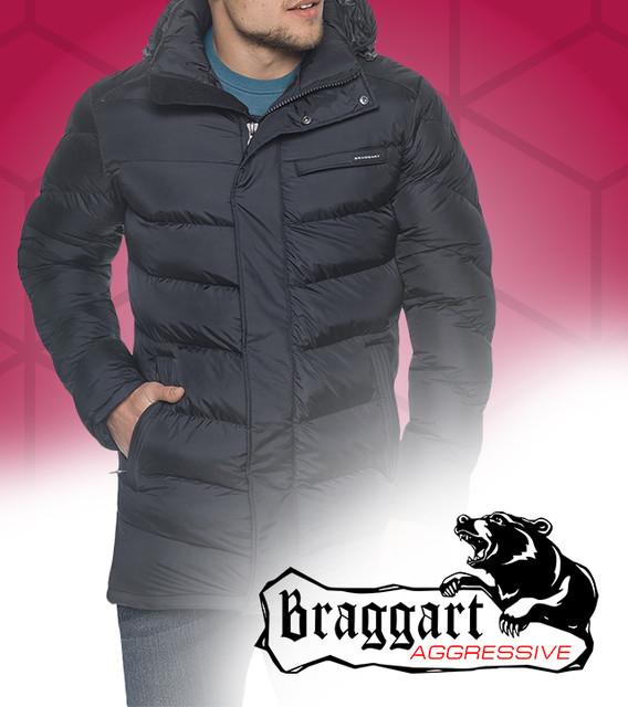 Зимние спортивные мужские куртки