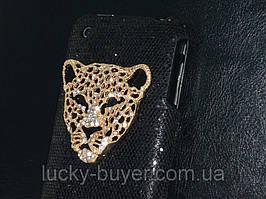 Чехол для iPhone 3G 3GS с леопардом