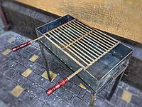 Решітка для гриля 450х350 мм., фото 1