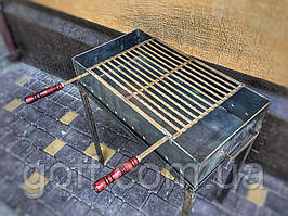 Решетка для гриля 450х350 мм.