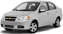 Коврики на Chevrolet Aveo (2002-2008)