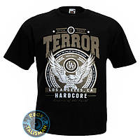 Футболка TERROR (лого с орлом)