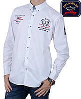 Рубашка Paul Shark-2323 ,белая