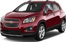 Коврики на Chevrolet Tracker (2013--)