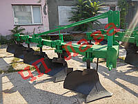 Плуг ПБЛ 5-40 на высоких стойках