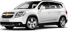 Коврики на Chevrolet Orlando (c 2009---)