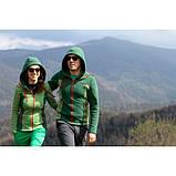 Флис Turbat Kosmach (зеленый/красный), фото 3