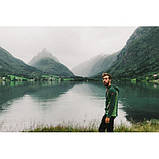 Флис Turbat Kosmach (зеленый/красный), фото 4