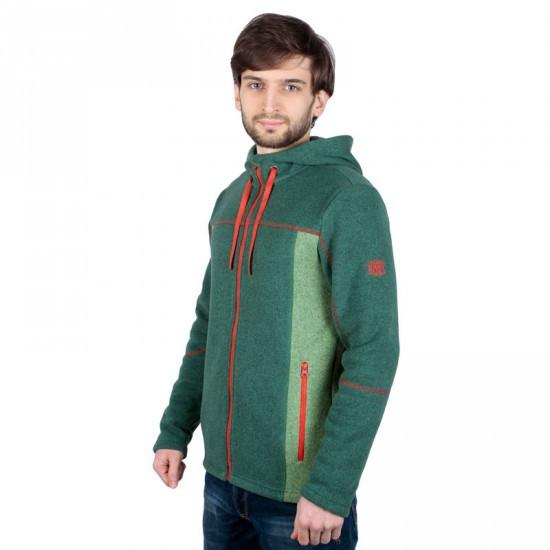 Флис Turbat Kosmach (зеленый/красный)