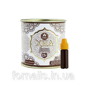 Хна для бровей Grand Henna светло-коричневая 15 грамм