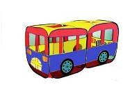 Палатка Детская Автобус. 999-20. 135 x 100 x 65 см