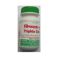 Для очищенияТрифала Чурна 100  грамм  Адарш Аюрведик (Adarsh Ayurvedic PharmacyTriphala Churna)