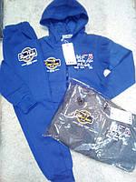 Тёплый спортивный костюм для мальчиков 134-164