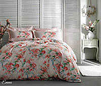 Комплект постельного белья Tivolyo Home евро размера Emma, фото 1