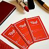 Личные визитки для бизнеса