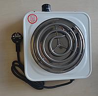 Электроплита спираль 1 комфорка