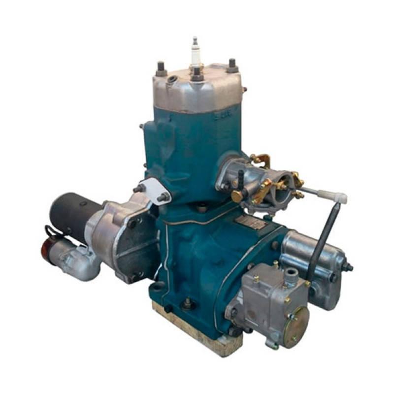 Пусковой двигатель ПД-10 в сборе, фото 2