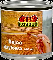 Акриловая морилка КОСБУД (KOSBUD) 100мл