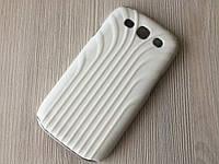 Чехол-крышка белая для Samsung Galaxy S3 i9300