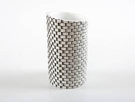 Стакан для зубных щеток Irya - Wall Ekru кремовый