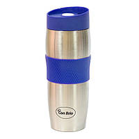 Термокружка Con Brio CB-338 380мл Blue