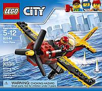 Lego City Гоночный самолёт 60144, фото 1