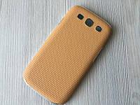 Оранжевая чехол-крышка  для Samsung Galaxy S3 i9300