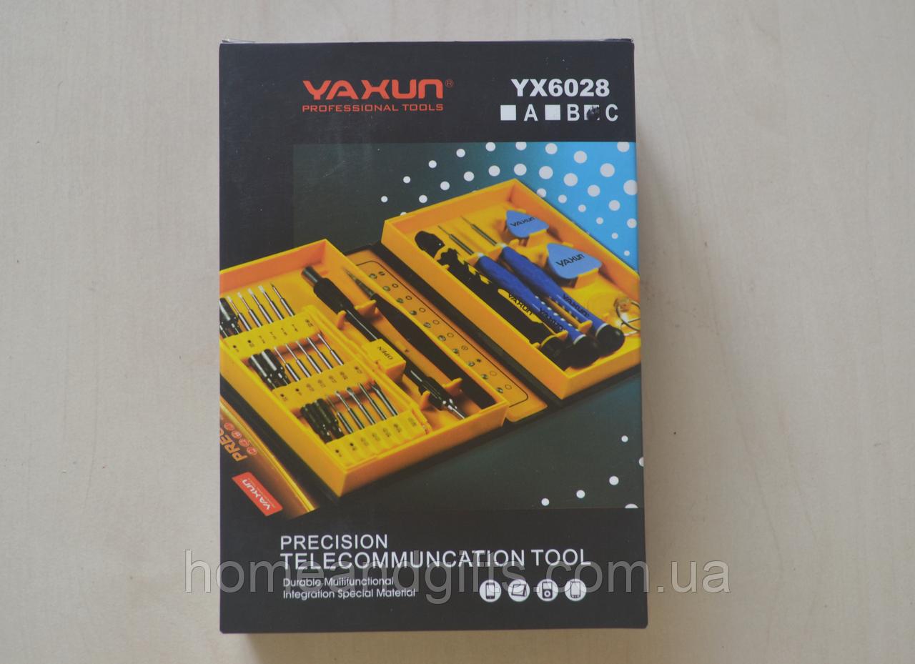 Набор отверток Ya Xun YX-6028