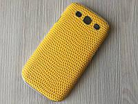 Желтая Чехол-крышка для Samsung Galaxy S3 i9300, фото 1