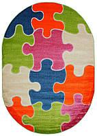 Детский синтетический ковер FULYA 8C10A