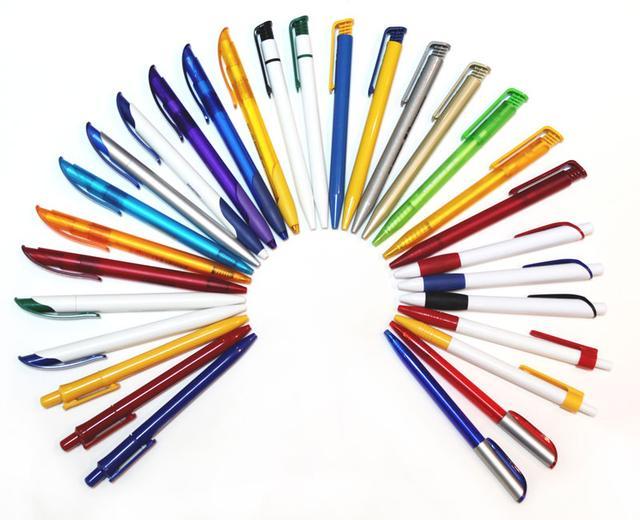 Ручки шариковые, масляные