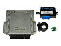 Блок управления двигателем комплект 2.5DCI rn Renault Master II 1998-2010