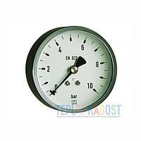Манометр RF 50/63 AX AFRISO 1/4 50мм 0-6 бар