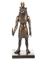 Статуэтка Veronese Богиня Сехмет 69889 A4