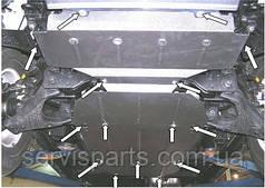 Защита двигателя Kia Sorento 2002-2009 (Киа Соренто)