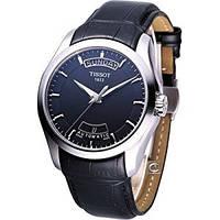 Мужские часы Tissot T0354071605100 Couturier Automatic, фото 1