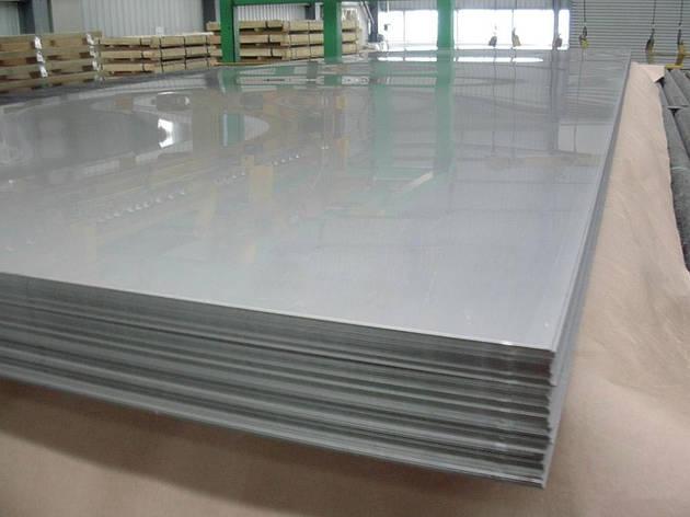 Лист алюминиевый 8.0 мм АМГ2М, фото 2