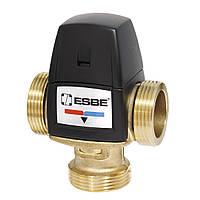 Термостатический смесительный клапан ESBE VTA552 G 1 1/4 DN25 50-75 C kvs 3.5 (31660600)