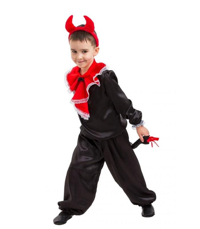 Карнавальний костюм Чортика, Риса, Чортеня (4 - 8 років)
