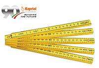 Метр складной пластиковый, 2 м, Kapriol