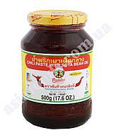 Паста чили с соевым маслом Pantai 500 г, фото 1