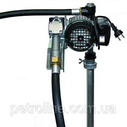 Насос для перекачки дизельного топлива из бочки без счетчика DRUM TECH 70, 220В, 70 л/мин