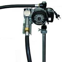 Насос для перекачки дизельного топлива из бочки без счетчика DRUM TECH 60, 220В, 60 л/мин