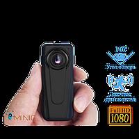Мини камера F2 с датчиком движения и углом обзора 140°
