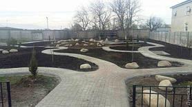 Тем самым создав на месте бывшей свалки для мусора, парк для жителей Доброслава.