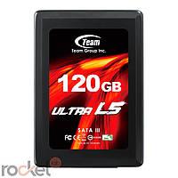 """Накопитель SSD 120GB Team Ultra L5 2.5"""" SATAIII MLC (T253L5120GMC101)"""
