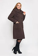 Зимнее женское кашемировое пальто №24 (р.46-50)
