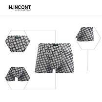 Чоловічі боксери стрейчеві марка Марка «IN.INCONT» Арт.3576, фото 2
